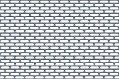 Seamless metal grid Royalty Free Stock Image