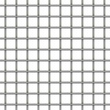 Seamless metal grid vector pattern background Royalty Free Stock Image