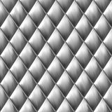 Seamless metal pattern Royalty Free Stock Photos