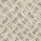 Seamless Metal Ridge Background Stock Image