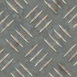 Seamless Metal Ridge Background Royalty Free Stock Image