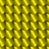 Seamless metal scale pattern Stock Image
