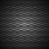 Seamless metal surface, Dark gray background perforated sheet,. Vector10 eps stock illustration