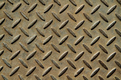 Seamless metal texture Stock Photography