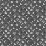 Seamless metall plate Stock Images