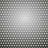 Seamless metallic grid vector  pattern Stock Photography