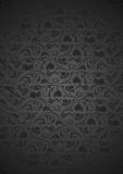 Seamless Metallic Pattern Stock Image