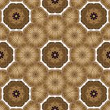Seamless metalwork pattern 002 Stock Photo