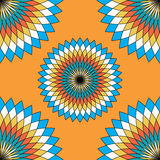 Seamless Mexican background pattern Stock Photos