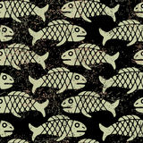 Seamless Mexican pattern Royalty Free Stock Photos