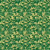 Seamless military camouflage pattern Stock Photography