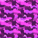 Seamless military camouflage texture. Military background. military texture for textile Royalty Free Stock Photo