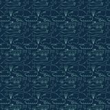 Seamless military pattern 13. Seamless military pattern can be used for graphic design, textile design or web design Stock Photography