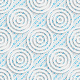 Seamless Minimalistic Pattern. Abstract Fine Background Stock Photography
