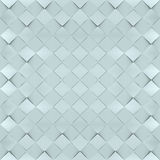 Seamless mint grayish squares - square abstract pattern Royalty Free Stock Photo