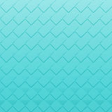 Seamless mint green squares - square abstract pattern Royalty Free Stock Images