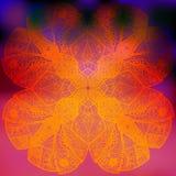 seamless modell bukettbows figure seamless litet för blommamodell Fotografering för Bildbyråer