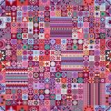 seamless modell dekorativ elementtappning bakgrund tecknad hand Islam arabiska, indier, ottomanmotiv Göra perfekt för utskrift stock illustrationer
