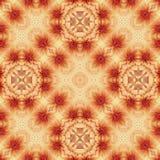 seamless modell för 8 blomma Royaltyfri Bild