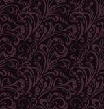 seamless modell Tappningstilbakgrund med blom- prydnader Royaltyfri Bild
