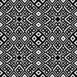 seamless modell Upprepa geometrisk textur Royaltyfri Bild