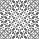 Seamless Modern Geometric Pattern. Stock Image