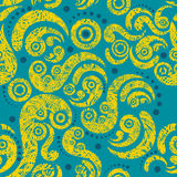 Seamless modern pattern Stock Photography