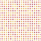 Seamless Modern Pattern With Dots Stock Images