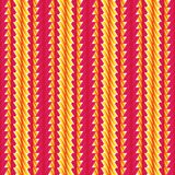 Seamless modern pattern triangles and stripes Royalty Free Stock Image