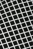 Seamless Modern Pixel Gingham Patterns black and white geometric background Rhythmic Texture Stock Images