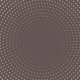 Seamless Modern Vector Pattern With Dots Royalty Free Stock Photos
