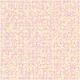 Seamless Modern Vector Pattern With Stars Royalty Free Stock Images