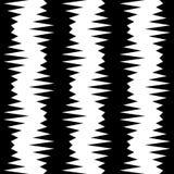 Seamless Monochrome Background Stock Photography
