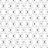 Seamless monochrome hipster pattern Royalty Free Stock Photos