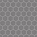 Seamless monochrome pattern imitation SOT Royalty Free Stock Photo