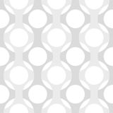 Seamless monochrome pattern. Vector abstract background Stock Photography