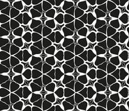 Seamless monochrome pattern 5 Royalty Free Stock Photography