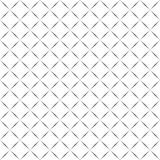 Seamless monochrome rounded square grid pattern background - graphic design from diagonal squares royalty free illustration