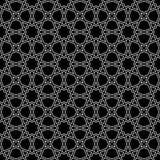 Seamless moroccan mosaic Stock Image