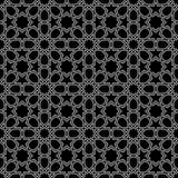 Seamless moroccan mosaic Royalty Free Stock Image