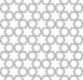 Seamless moroccan mosaic Royalty Free Stock Photos