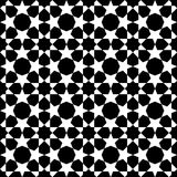 Seamless moroccan mosaic Royalty Free Stock Photo
