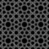 Seamless moroccan mosaic Stock Photo