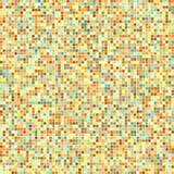 Seamless Mosaic Background Royalty Free Stock Photography