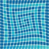 Seamless mosaic background. Vector illustration Stock Photos