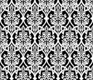Seamless  in Mosaic Ethnic Style. Stock Image