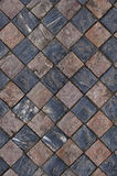Seamless mosaic floor texture Royalty Free Stock Photo