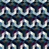 Seamless mosaic pattern Royalty Free Stock Photos