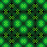 Seamless mosaic pattern Royalty Free Stock Images