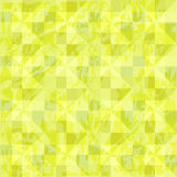 Seamless mosaic pattern with cracks and abrasions. Stock Image